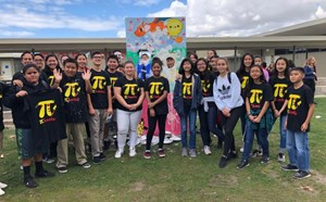 Ralston Students Celebrate Pi Day - article thumnail image
