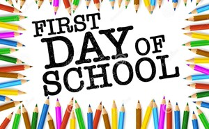 First Day of School Information - article thumnail image